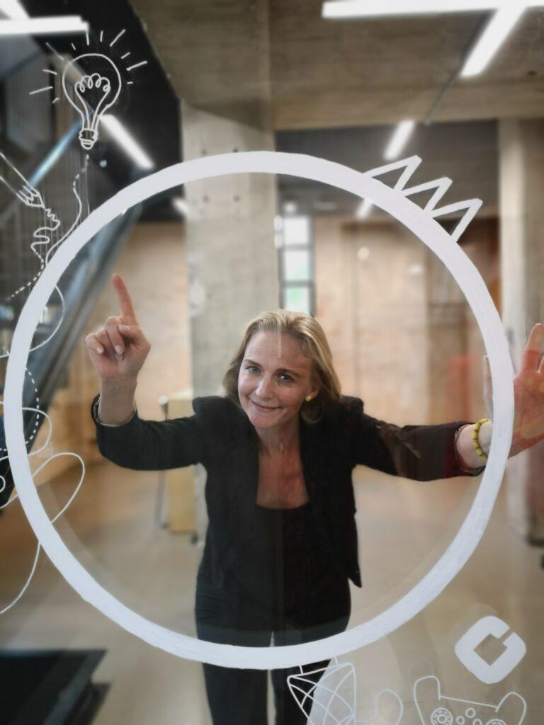 Foredragsholder, facilitator og inspirator Rikke Louise Fage-Fjord